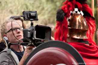 ancient greek tv film production support